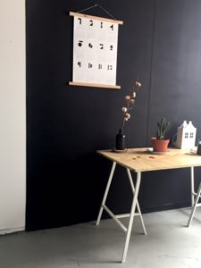 werkplek zelfstandig ondernemer